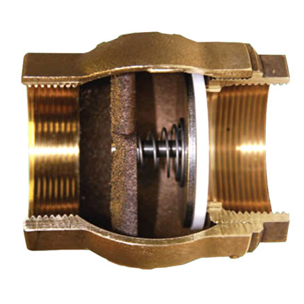 5396 Threaded Style Bronze Body