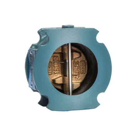 5981 Split Disc Butterfly Check Valve